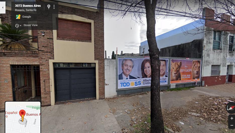 Foto Terreno en Venta en  Barrio Hospitales,  Rosario  Buenos Aires 3000 Lote 18-1