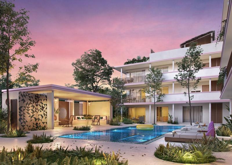 Aldea Zama Apartment for Sale scene image 2