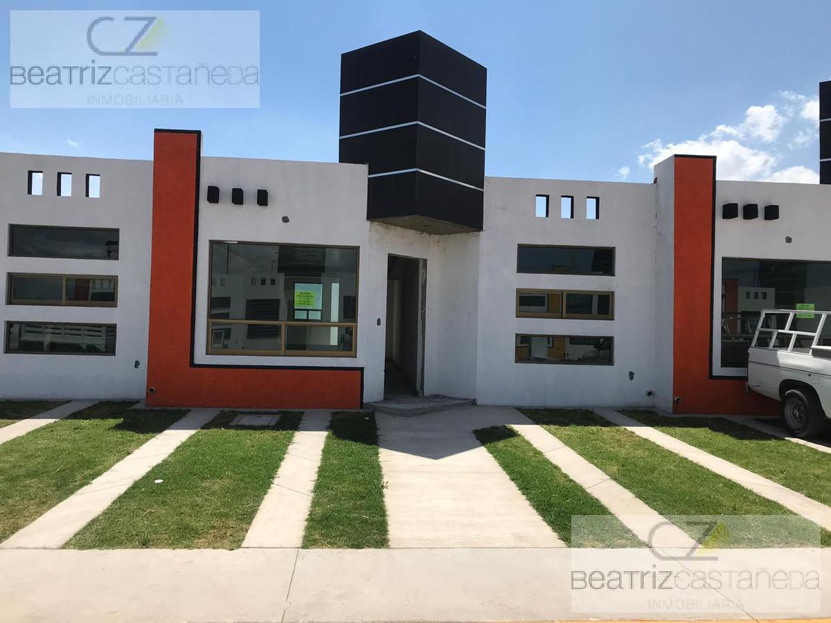 Foto Casa en Venta en  San Antonio,  Pachuca  Casa Nueva un Nivel, San Antonio, Pachuca Hgo