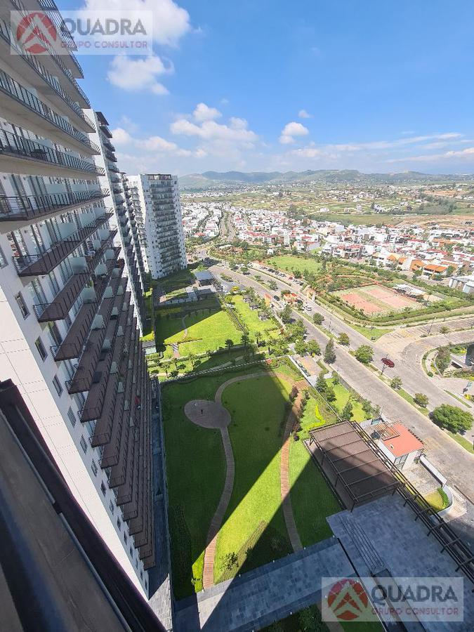 Foto Departamento en Renta en  Fraccionamiento Lomas de  Angelópolis,  San Andrés Cholula  Departamento en Renta Ameublado en Lomas de Angelopolis High Towers Elite Puebla