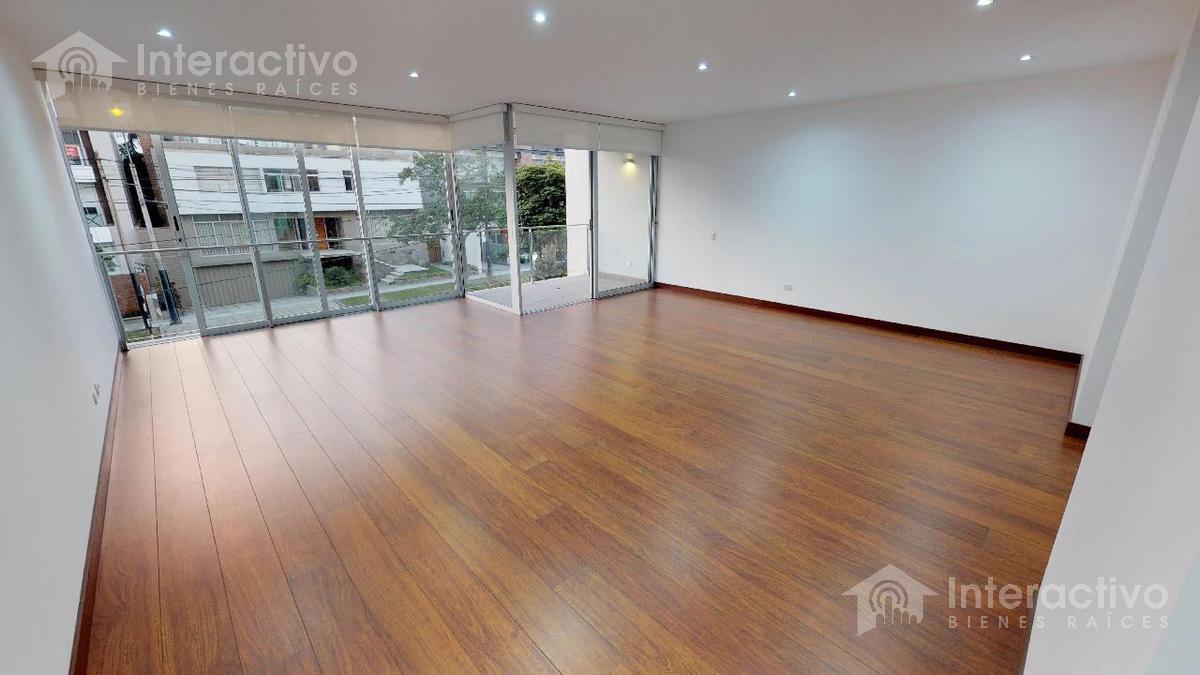 Foto Departamento en Alquiler en  Miraflores,  Lima  Tudela y Varela dpto en 2do piso -Miraflores limite San Isidro
