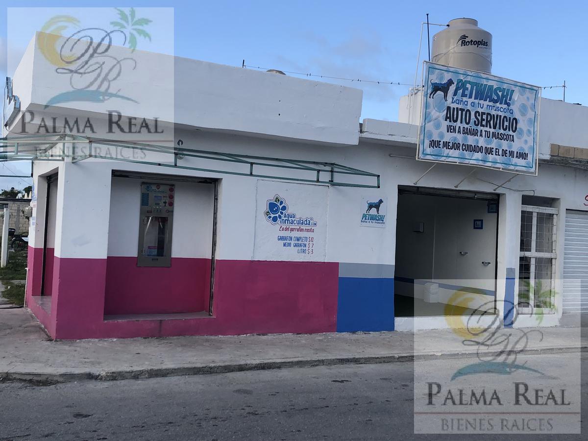 Foto Local en Venta en  Cancún,  Benito Juárez  PROPIEDAD COMERCIAL PUERTO MORELOS