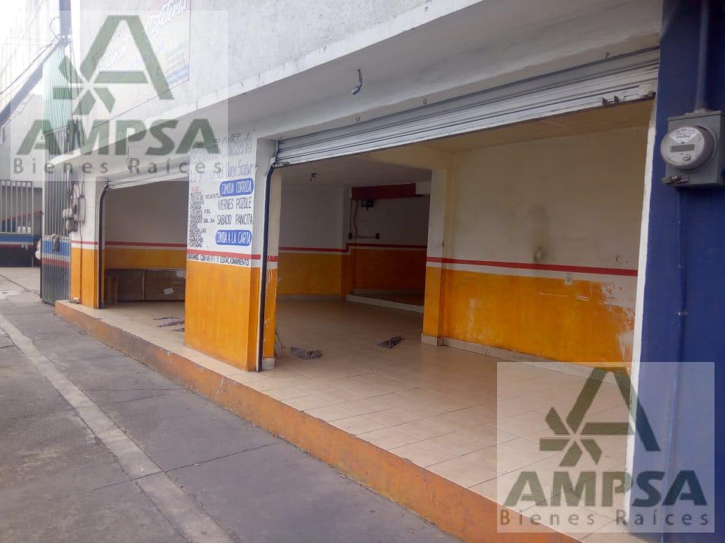 Foto Local en Renta en  San Mateo Cuautepec,  Tultitlán  Local en Renta en López Portillo. de 80m2