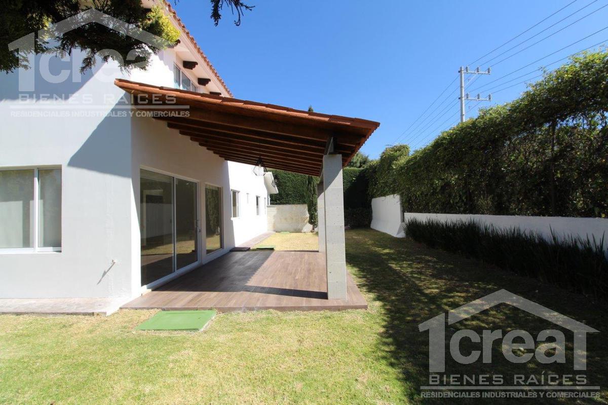 Foto Casa en condominio en Renta en  Los Robles,  Lerma  Los Robles Lerma casa en venta