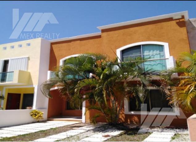 Foto Casa en Venta en  Cancún,  Benito Juárez  CASA RESIDENCIAL TORRECILLAS , CANCUN, CESION DE DERECHOS SIN POSESION $1,479,000 SOLO CONTADO MUY NEGOCIABLE, Clave CLAU7621