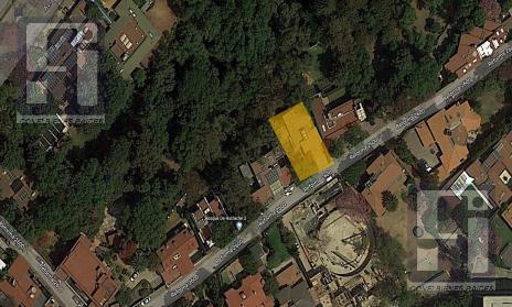 Foto Terreno en Venta en  Lomas Altas,  Miguel Hidalgo  Paseo de la Reforma , Lomas Altas Terreno Residencial en venta