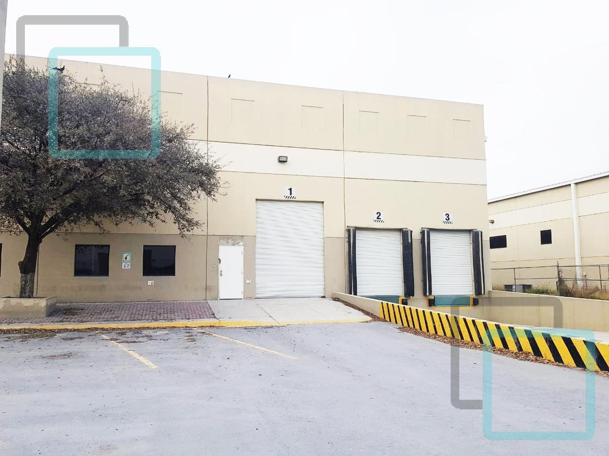 Foto Nave Industrial en Renta en  El Milagro,  Apodaca  NAVE INDUSTRIAL EN RENTA EN PARQUE INDUSTRIAL ZONA APODACA