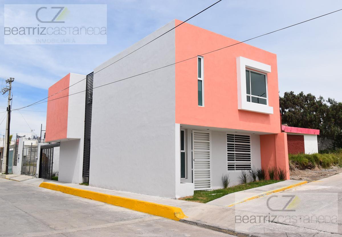 Foto Casa en Venta en  Mineral de la Reforma ,  Hidalgo  CASA NUEVA DOS NIVELES, PACHUQUILLA  CENTRO