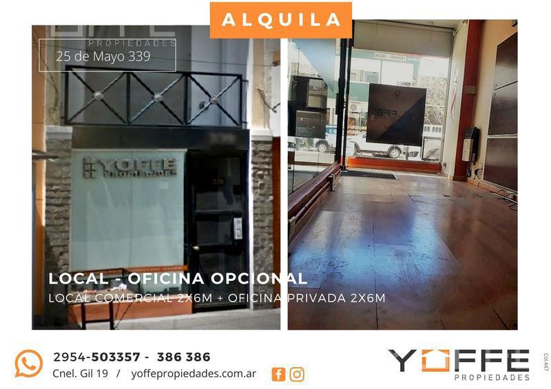 Foto Local Comercial en Alquiler en  Capital ,  La Pampa  Capital