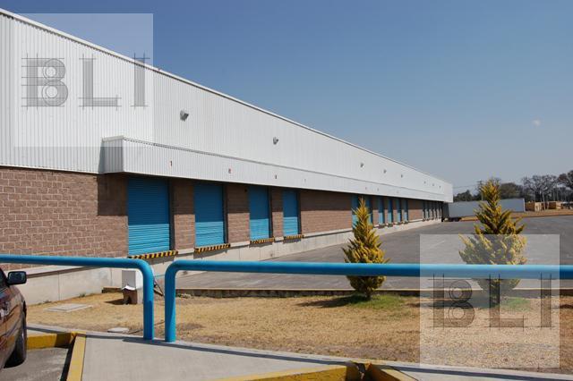 Foto Nave Industrial en Renta en  Texcoco ,  Edo. de México   Queretaro