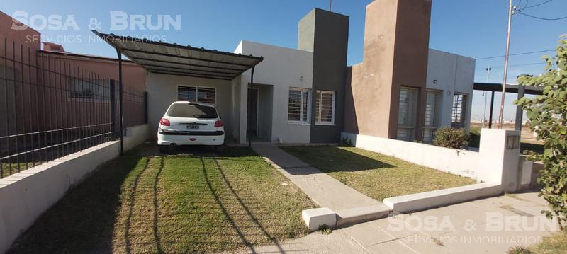 Foto Casa en Alquiler en  Horizonte,  Cordoba Capital  Barrio Carrara de Horizonte Casa 1 Dormitorio