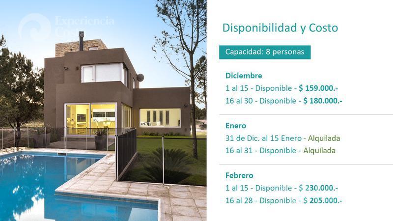 Foto Casa en  en  Barrio Costa Esmeralda,  Pinamar  La Revoltosa - Marítimo II - Lote 27