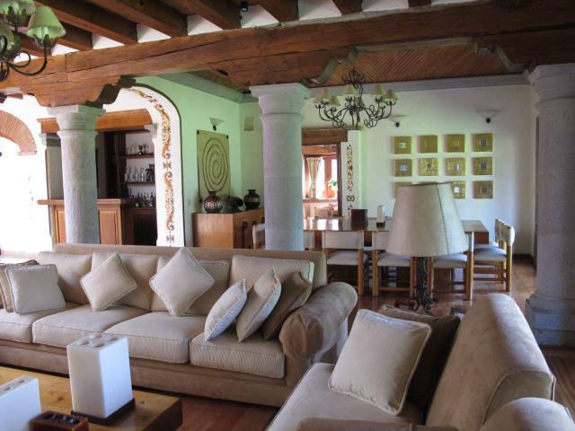 Foto Casa en Renta en  Club de Golf los Encinos,  Lerma  CLUB DE GOLF LOS ENCINOS