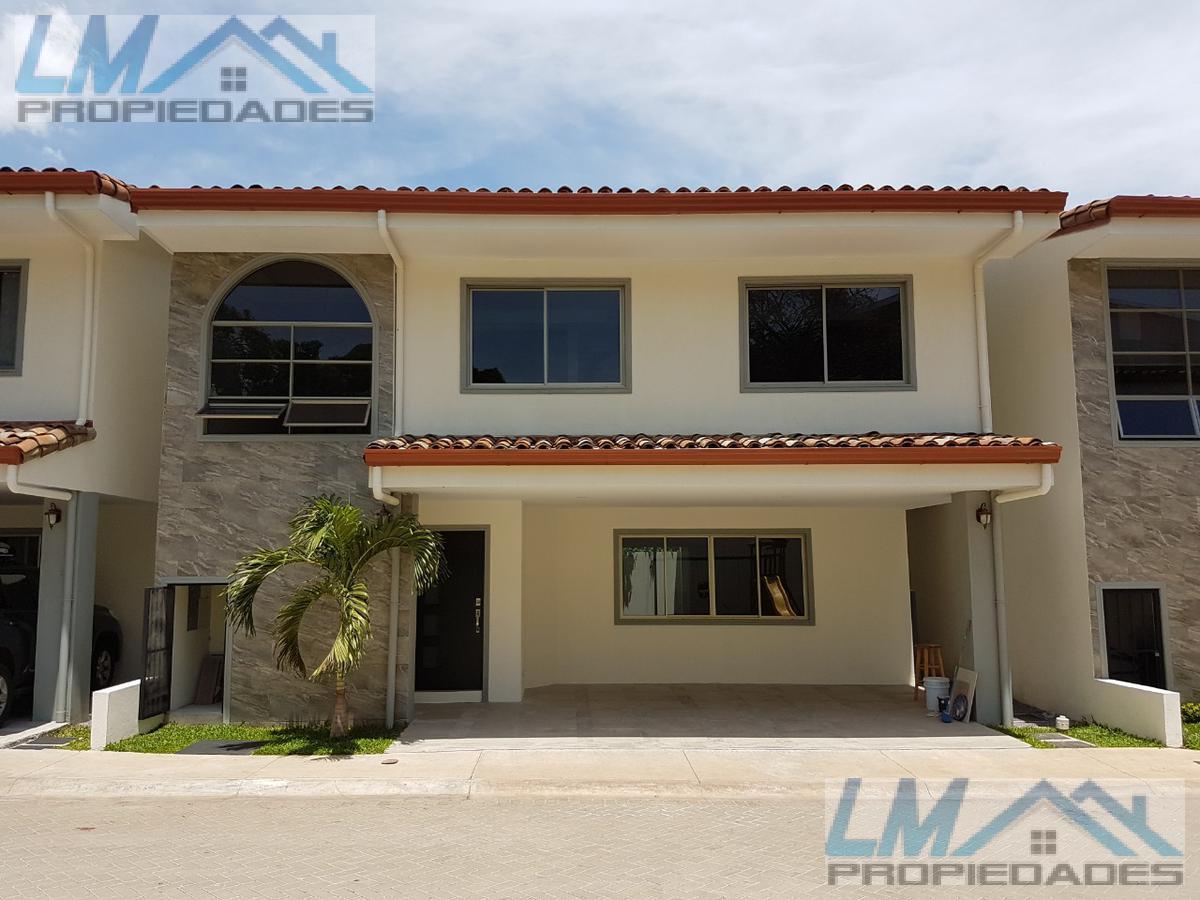 Foto Casa en condominio en Venta en  Pozos,  Santa Ana  Condominio Corenza, Pozos, Santa Ana