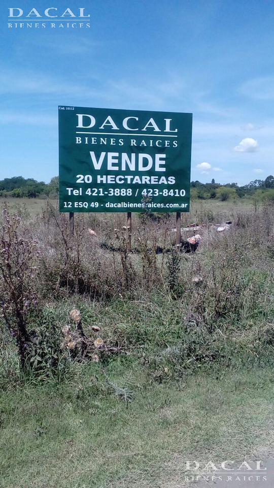 Terreno en Venta, 72 A 74 E/ 161 y 167 - La Plata - Buenos Aires
