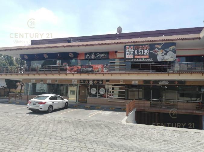 Foto Local en Renta en  Espíritu Santo,  Metepec  RENTA PLANTA BAJA COMERCIALES EN PLAZA SAN ISIDRO