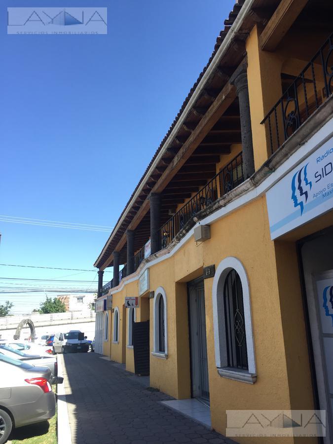 Foto Edificio Comercial en Renta en  Corregidora ,  Querétaro  Cosntituyentes 47 Plaza El Pocito