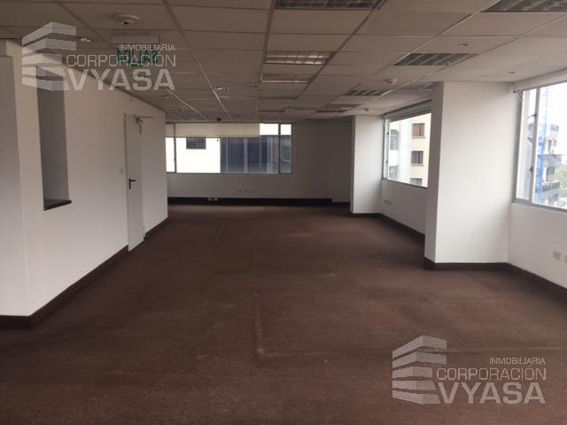Foto Oficina en Alquiler en  Norte de Quito,  Quito  La Carolina - República de El Salvador, oficina  de 1.400 m2 en arriendo