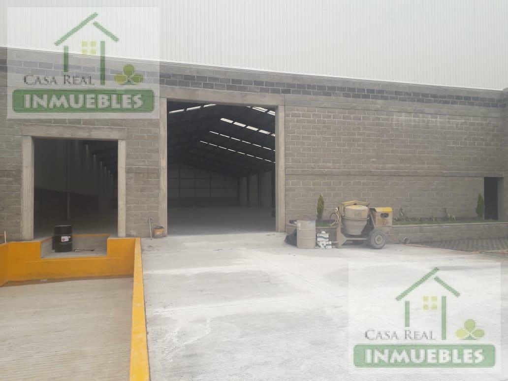 Foto Bodega Industrial en Renta en  Pueblo Acayuca,  Zapotlán de Juárez  Bodega en Renta en Autopista Mexico Pachuca Acayuca