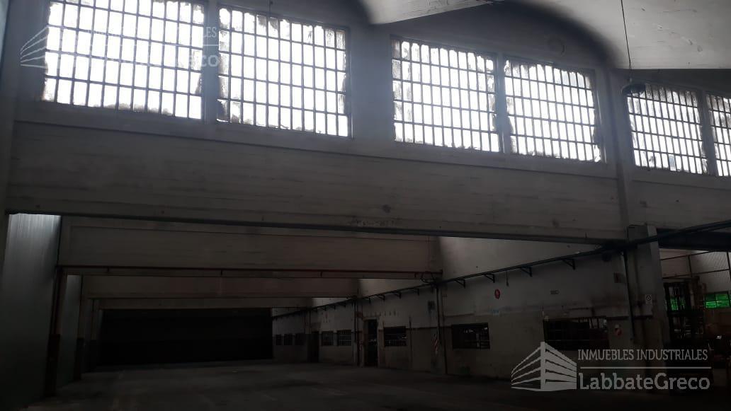 Foto Nave Industrial en Alquiler en  General San Martin ,  G.B.A. Zona Norte  Estrada al 1800