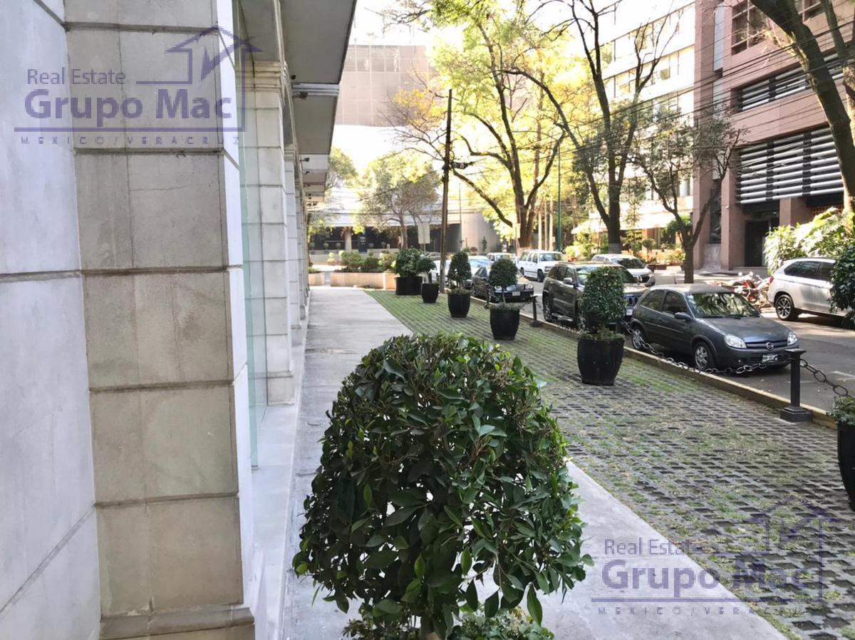Foto Departamento en Renta en  Polanco,  Miguel Hidalgo  Dpto en Renta en Campos Elíseos Polanco Miguel Hidalgo CDMX