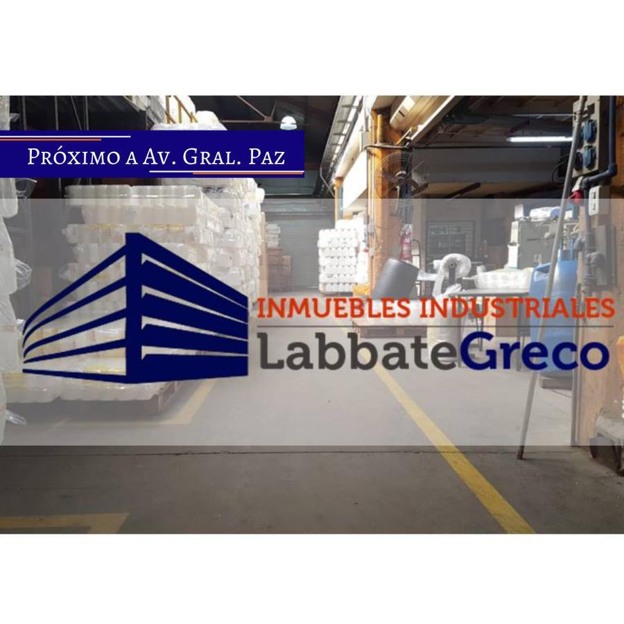 Foto Nave Industrial en Venta en  Billinghurst,  General San Martin  Avellaneda al 2600