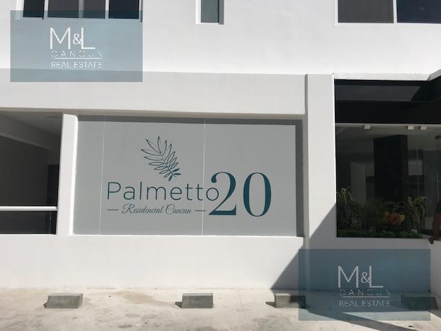 Foto Departamento en Venta   Renta en  Residencial Palmaris,  Cancún  Departamento en VENTA o RENTA, en Cancún,  Palmetto 20 en Palmaris de 2 recámaras