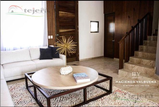 Foto Casa en Venta en  León ,  Guanajuato  HACIENDA VALBUENA