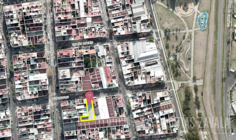 Foto Galpón en Alquiler en  Barracas ,  Capital Federal  Gualeguay al 1100