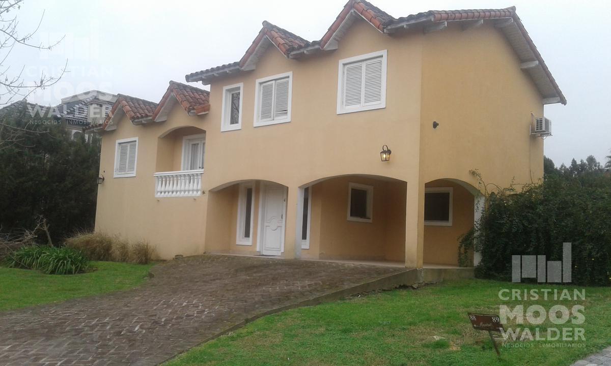 Foto Casa en Venta en  Maschwitz Privado,  Countries/B.Cerrado (Escobar)  URB. BARRIO CERRADO MASCHWITZ PRIVADO