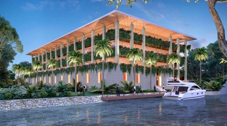 Puerto Cancún Bussiness Premises for Sale scene image 0