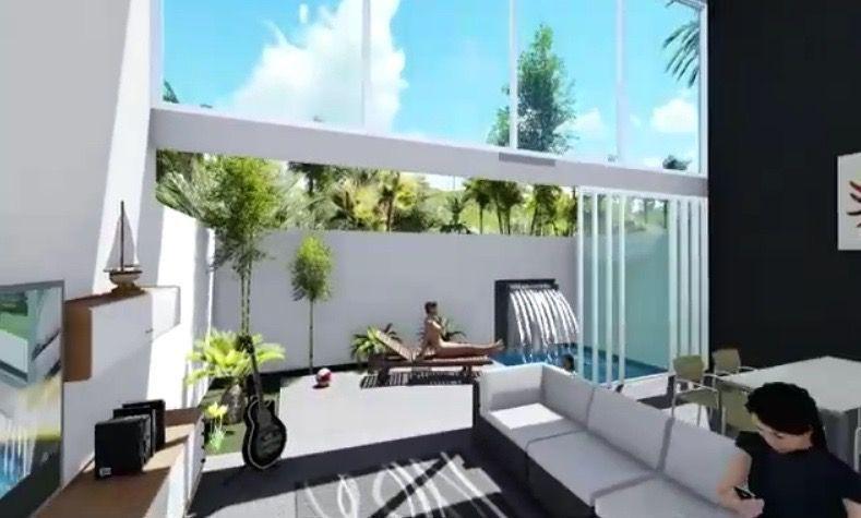 Foto Casa en condominio en Venta en  Aqua,  Cancún  RESIDENCIA EN VENTA EN AQUA, CANCÚN