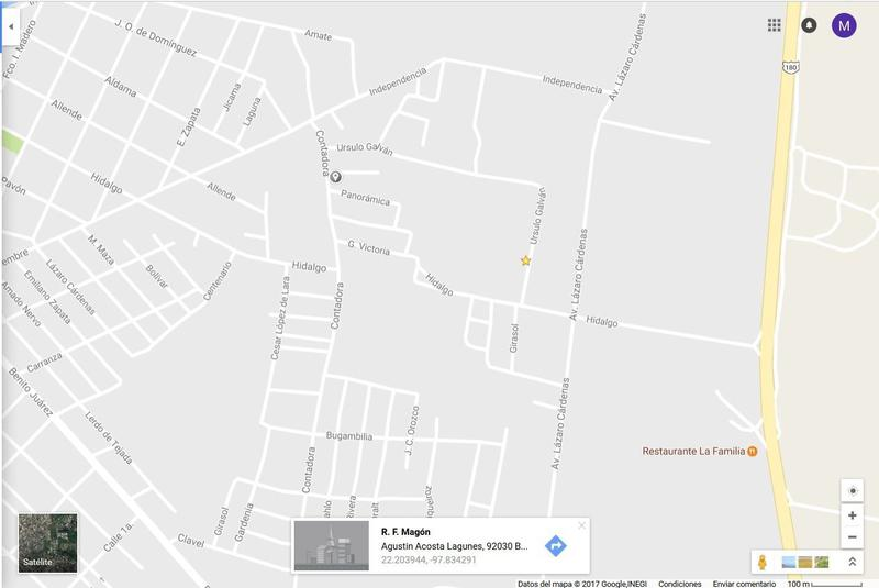 Foto Terreno en Venta en  Lindavista,  Pueblo Viejo  TERRENO HABITACIONAL COLONIA ACOSTA LAGUNES PUEBLO VIEJO VERACRUZ