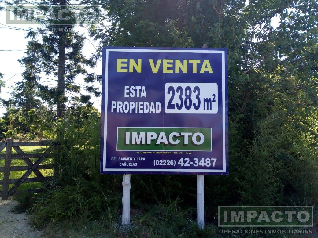 Foto Casa en Venta en  Cañuelas ,  G.B.A. Zona Sur  Calle Salvador próximo a intersección Ruta Nº3 y Ruta Nº 205