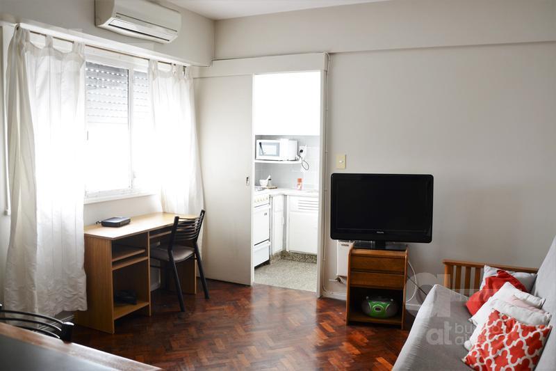 Foto Departamento en Alquiler temporario en  Recoleta ,  Capital Federal  Juan María Gutierrez 2530, 6°