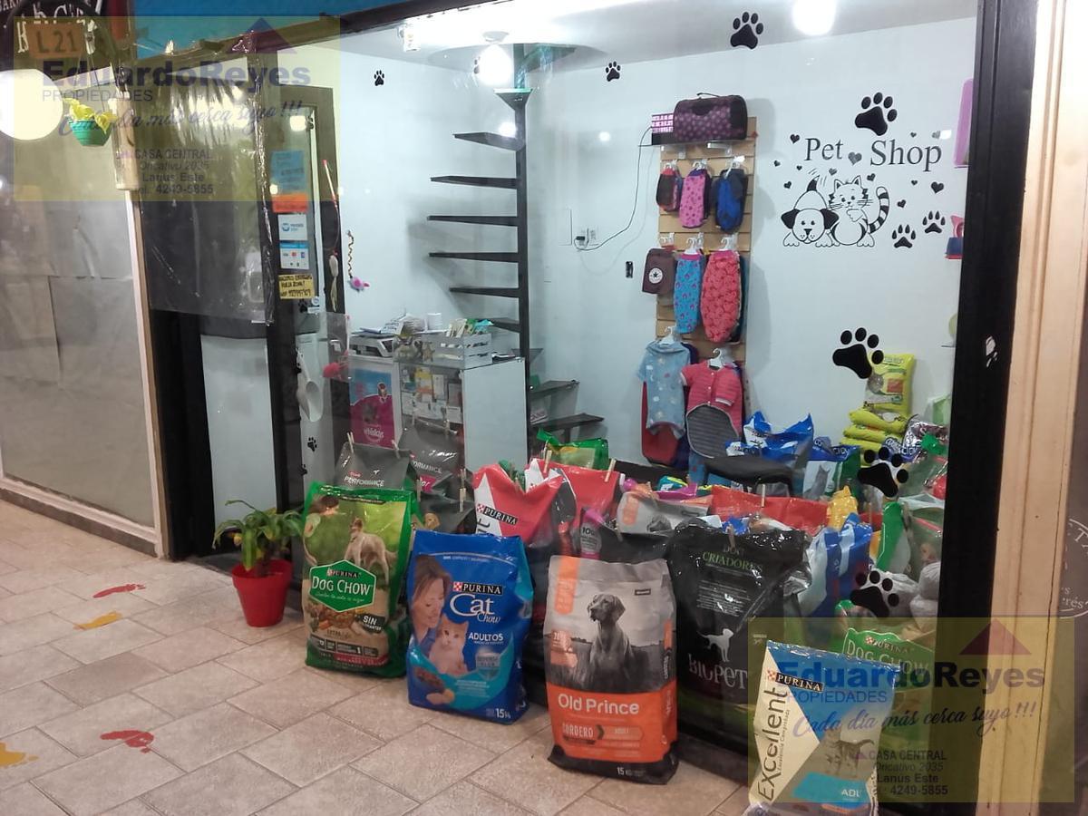Foto Local en Venta en  Lanús Este,  Lanús  ANATOLE FRANCE 2036, LOCAL 21, GALERIA CENTRAL