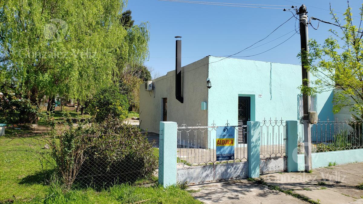 Foto Casa en Alquiler en  Carmelo ,  Colonia  Rincon entre Cagancha e Ituzaingo