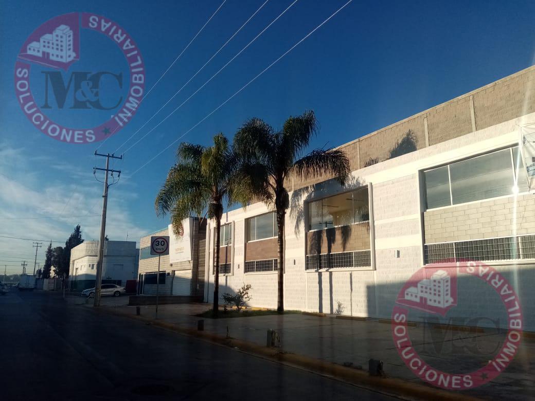 Foto Nave Industrial en Venta | Renta en  Parque industrial Valle de Aguascalientes,  San Francisco de los Romo  VENTA/RENTA EXCELENTE NAVE INDUSTRIAL EN EL PIVA