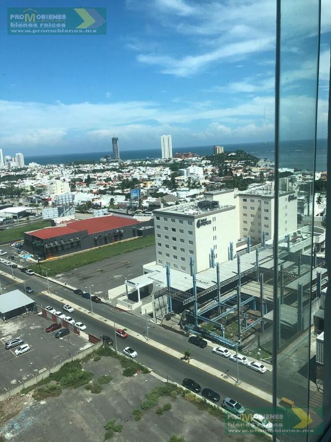 Foto Departamento en Renta en  Boca del Río ,  Veracruz  DEPARTAMENTO CON VISTA PANORÁMICA EN RENTA, BOCA DEL RÍO, VERACRUZ
