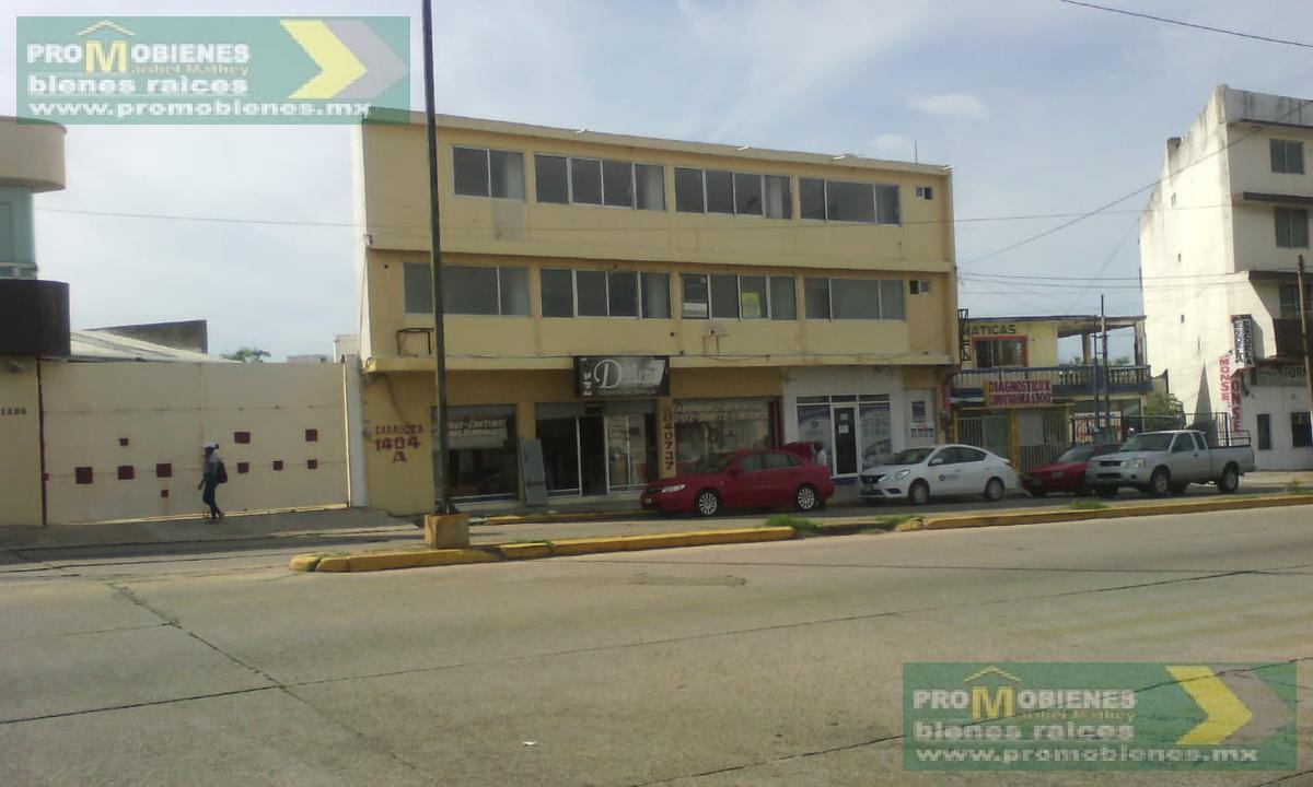 Foto Local en Renta en  Coatzacoalcos ,  Veracruz  EDIFICIO BIEN UBICADO