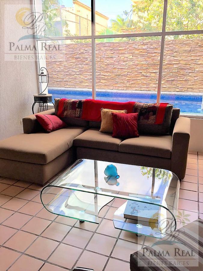 Foto Casa en Renta en  Cancún ,  Quintana Roo  ¡INCREIBLE CASA EN RENTA CON PISCINA EXCLUSIVA Y  COCINA REMODELADA!