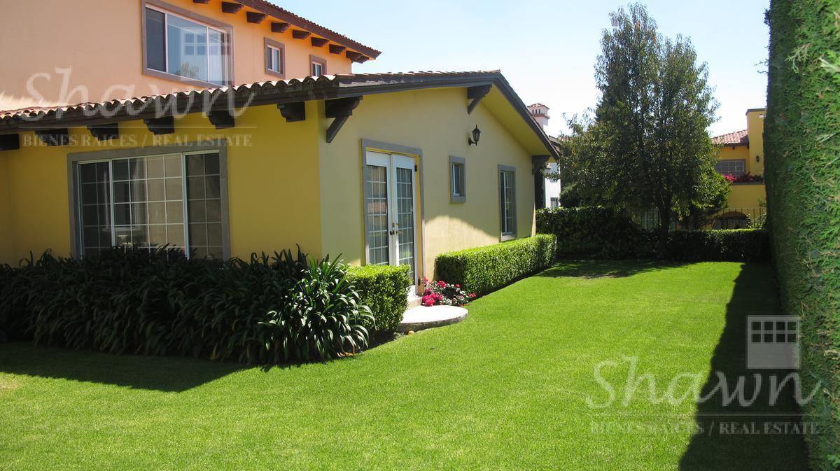 Foto Casa en Renta en  Los Robles,  Lerma  TILOS