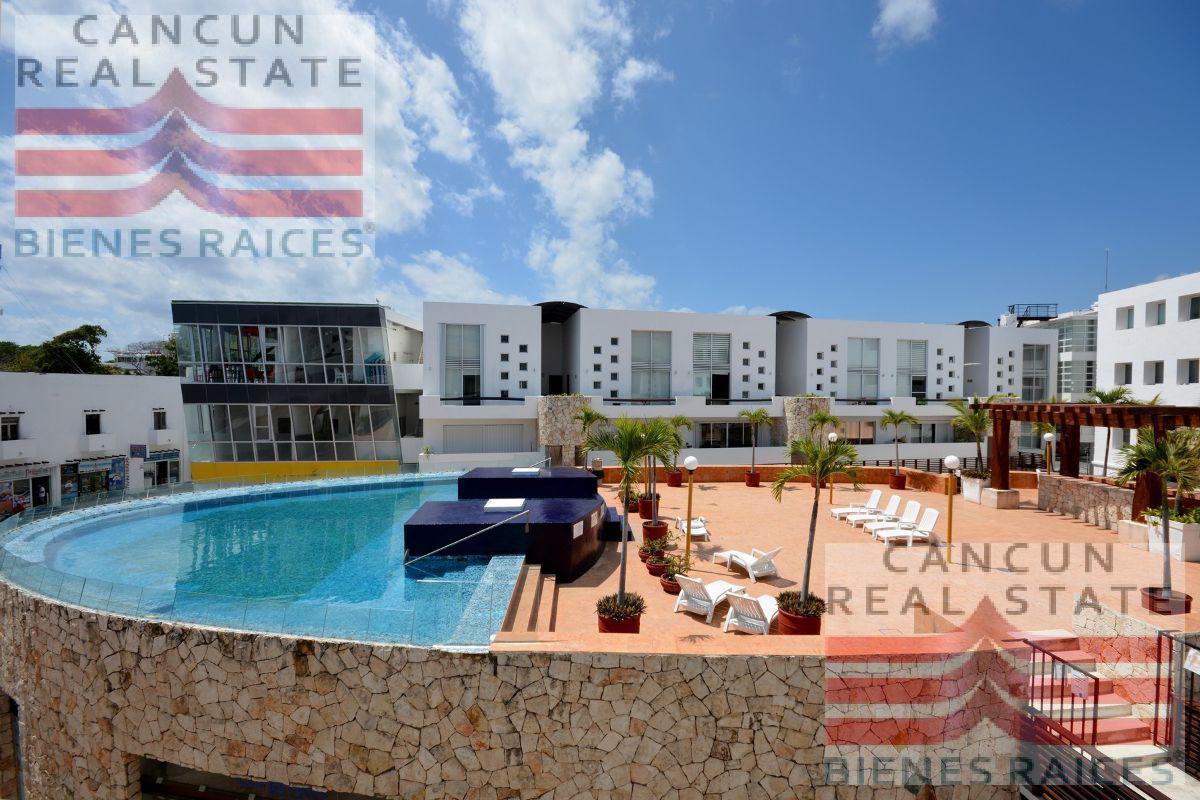 Foto Departamento en Venta en  Playacar,  Solidaridad  Playa del Carmen departamento venta