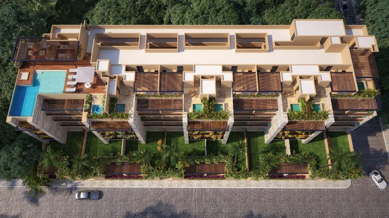 Playa del Carmen Departamento for Venta scene image 15