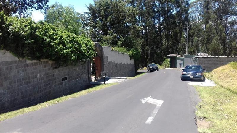 Foto Terreno en Venta en  Los Chillos,  Quito  Conocoto