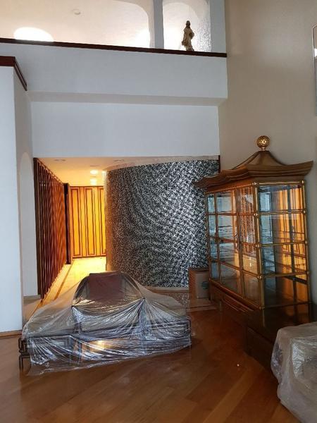 Foto Departamento en Renta en  Polanco I Sección,  Miguel Hidalgo  SKG Renta Penthouse de 2 niveles con terrazas en  Polanco, 3 recámaras