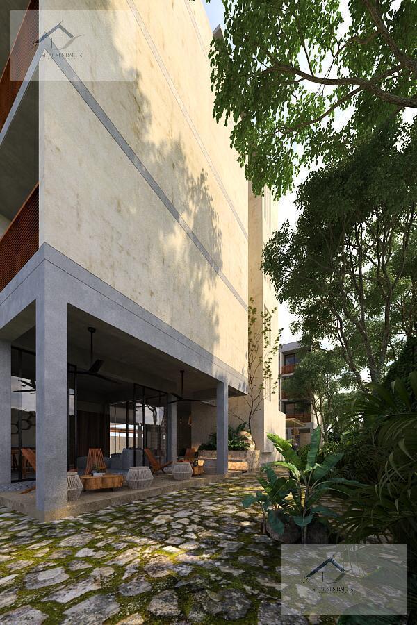 Foto Departamento en Venta en  Santa Gertrudis Copo,  Mérida  Studios by Helia, etapa 2 de 1, 2 recamaras