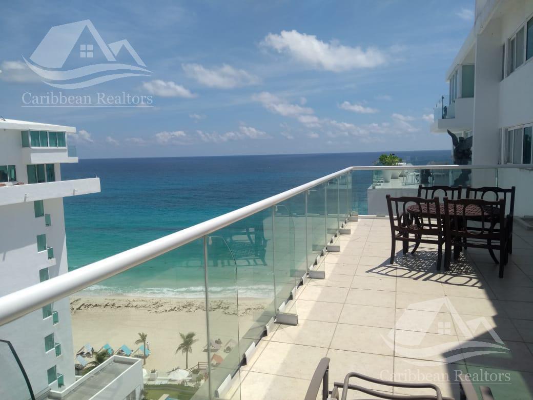 Foto Departamento en Venta en  Zona Hotelera,  Cancún          Departamento vista al mar y laguna  en venta en Cancun  Zona hotelera