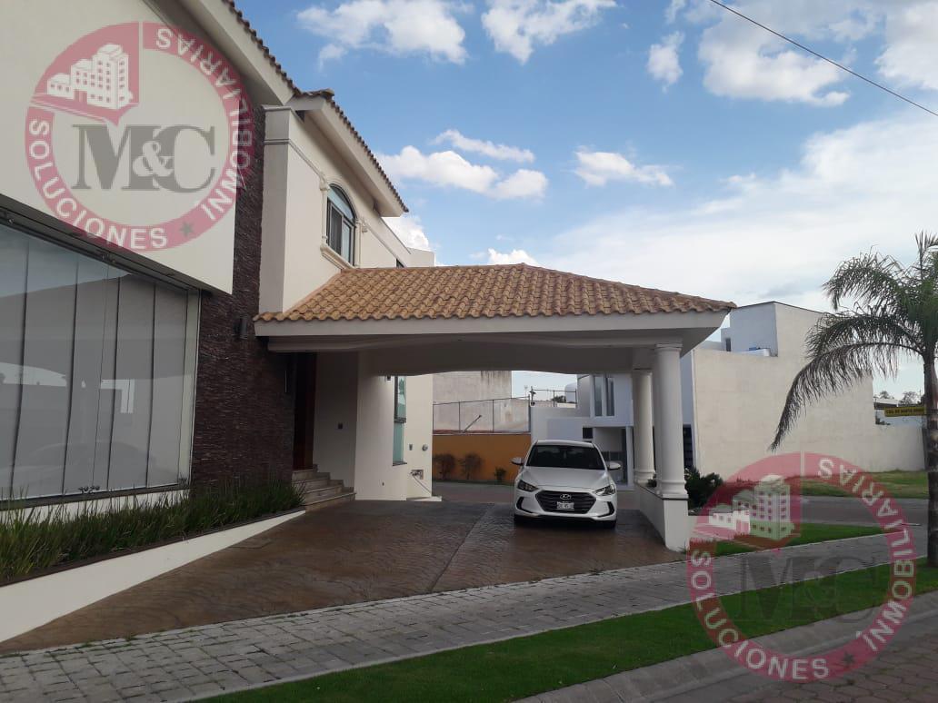 Foto Casa en Renta en  Condominio Canteras de San Agustin,  Aguascalientes  Canteras De San Agustín