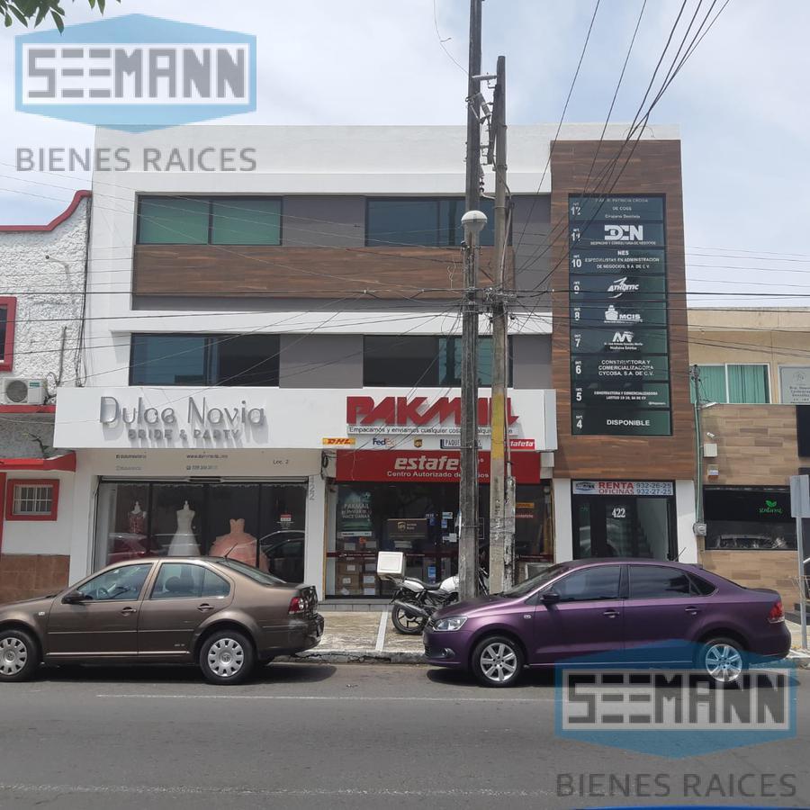 Foto Oficina en Renta en  Reforma,  Veracruz  Av. España # 422 Int 8, entre Washington y Martí, Fracc. Reforma,  Veracruz, Ver